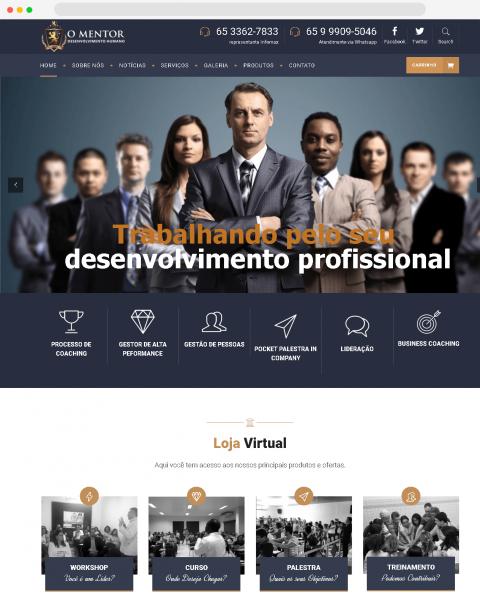 Omentor – Desenvolvimento Profissional
