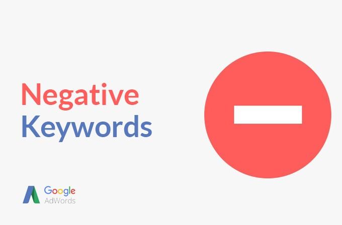 Imagem representando Negative key words copy - Infomax Brasil
