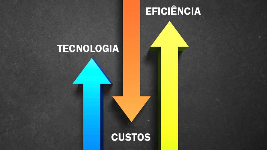 Imagem representando economiadecustos - Infomax Brasil