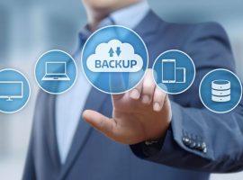 Backup e recuperação de dados