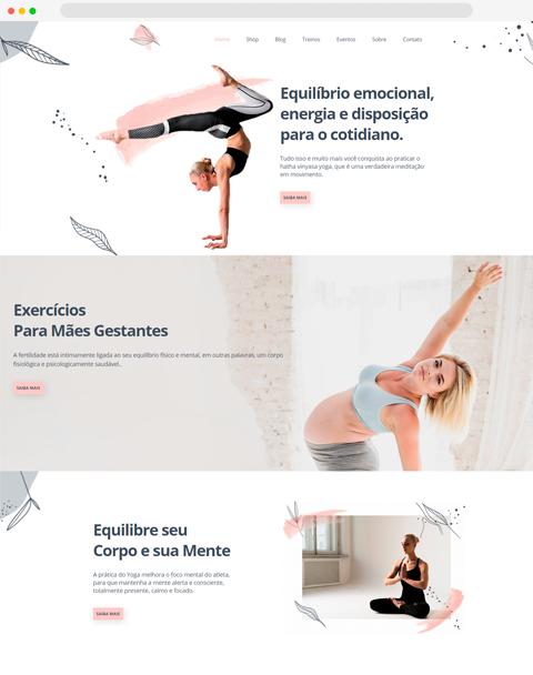 Pink Yoga – Espaço Contemporâneo de Yoga